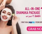 50% Off Beauty Package 3