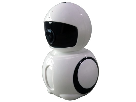 Nightvision wireless IP camera