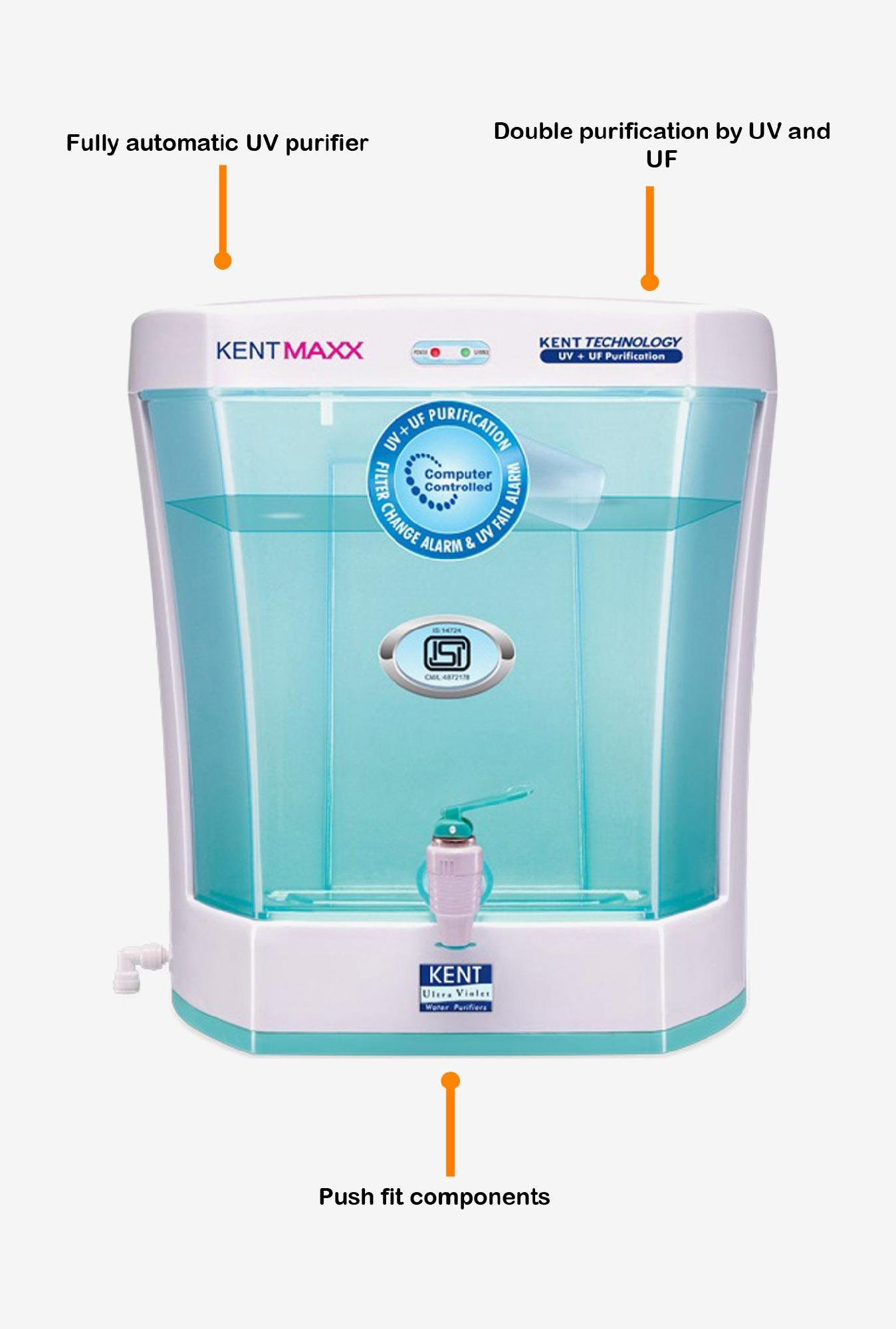 Get upto 30% off on Kent Water Purifier