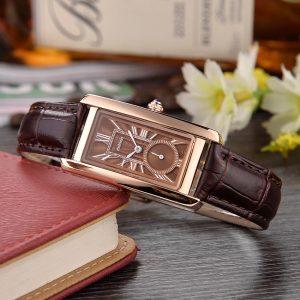 Muhsein  fashion&casual  Rectangular Strap Quartz Watch Fashionable Sports Casual Business Waterproof Women Watch 1