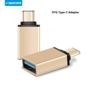 OTG Type C Adapter Male to USB3.0 Female adapter Type-C to USB Converter For Macbook Nexus Nokia N1 For Samsung S8 Plus 1