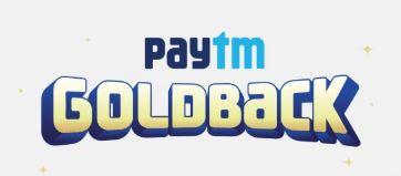 Paytm Goldback