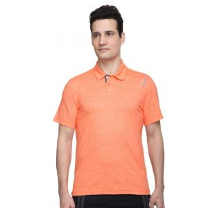 MEN'S REEBOK TRAINING COTTON-POLY POLO TEE 1