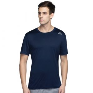 MEN'S REEBOK TRAINING WORKOUT PREM TECH TEE 1