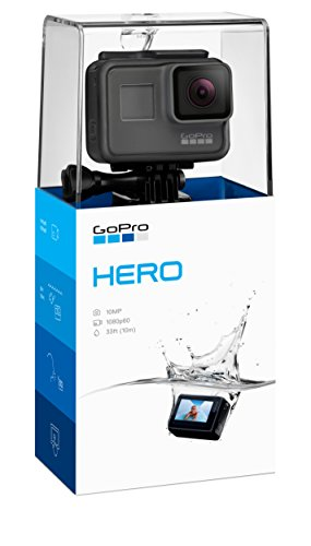 GoPro Hero (2018) Action Camera - Black 1