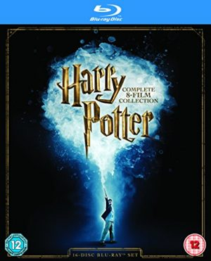 Harry Potter Complete 8-Film Collection (2016 Edition) [Blu-ray] [Region Free] 1