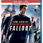 Mission Impossible 6 - Fallout (Blu-ray + DVD) (2-Disc) 4