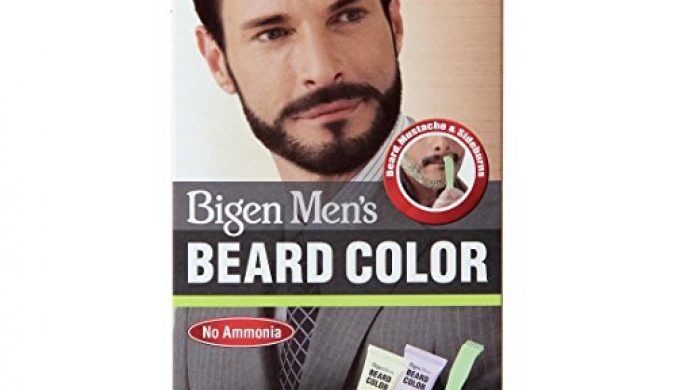 Bigen Men's Beard Color, Brownish Black B102, 40g 4
