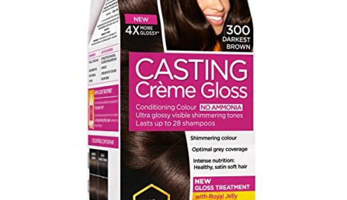 BBLUNT Salon Secret High Shine Creme Hair Colour - Dark Brown 3, 100g (Free Shine Tonic, 8ml) 3