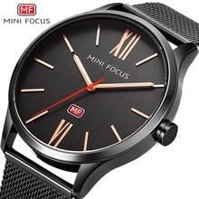 MINI FOCUS Wrist Watch Men Top Brand Luxury Famous Male Clock Quartz Watch Wristwatch Quartz-watch Relogio Masculino MF0018G 1