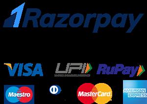 Flat ₹500 Cashback on Razorpay